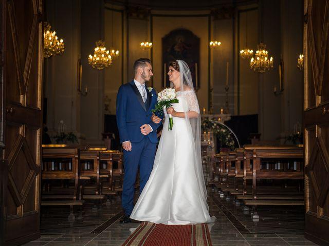 Il matrimonio di Fabio e Alessia a San Giuliano Vecchio, Alessandria 37