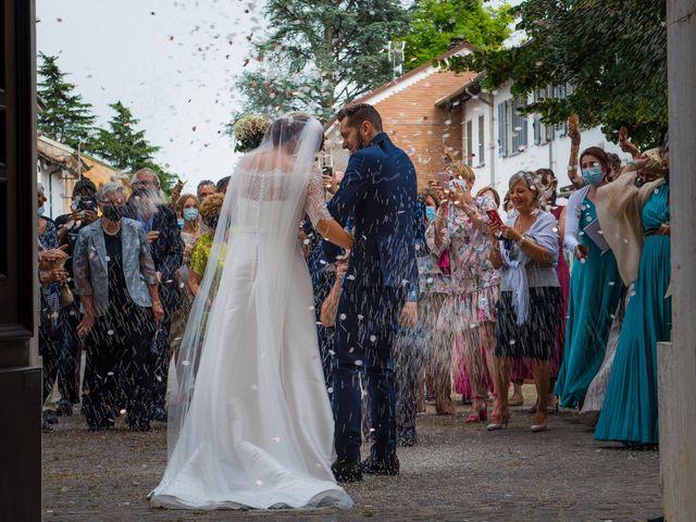 Il matrimonio di Fabio e Alessia a San Giuliano Vecchio, Alessandria 40