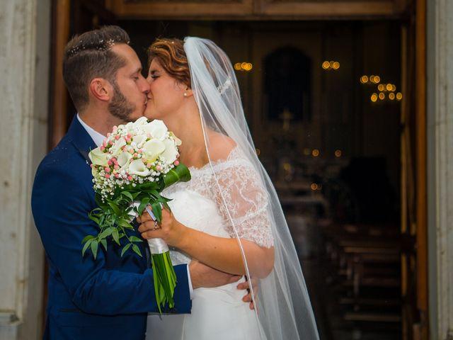 Il matrimonio di Fabio e Alessia a San Giuliano Vecchio, Alessandria 42