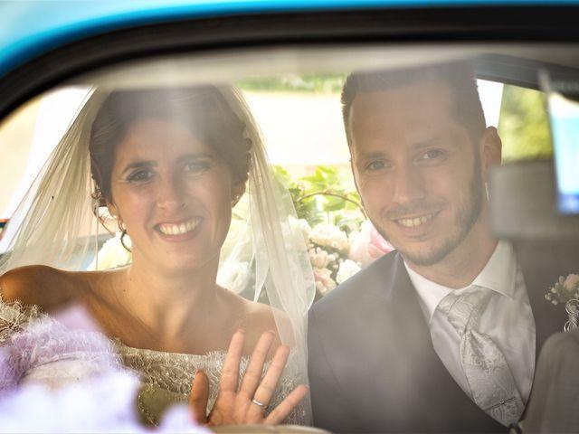 Il matrimonio di Fabio e Alessia a San Giuliano Vecchio, Alessandria 45