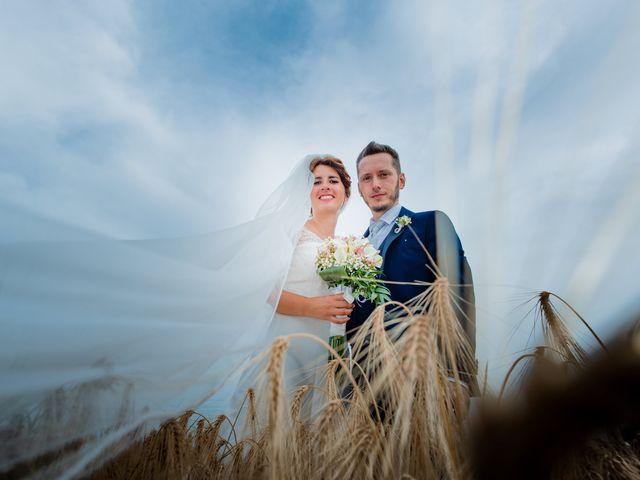 Le nozze di Alessia e Fabio