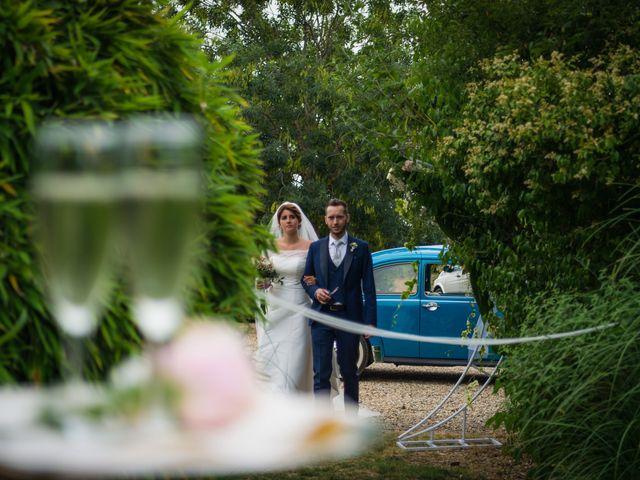 Il matrimonio di Fabio e Alessia a San Giuliano Vecchio, Alessandria 48