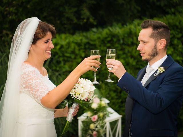 Il matrimonio di Fabio e Alessia a San Giuliano Vecchio, Alessandria 49