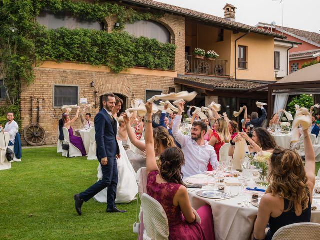 Il matrimonio di Fabio e Alessia a San Giuliano Vecchio, Alessandria 53