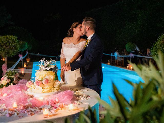 Il matrimonio di Fabio e Alessia a San Giuliano Vecchio, Alessandria 67
