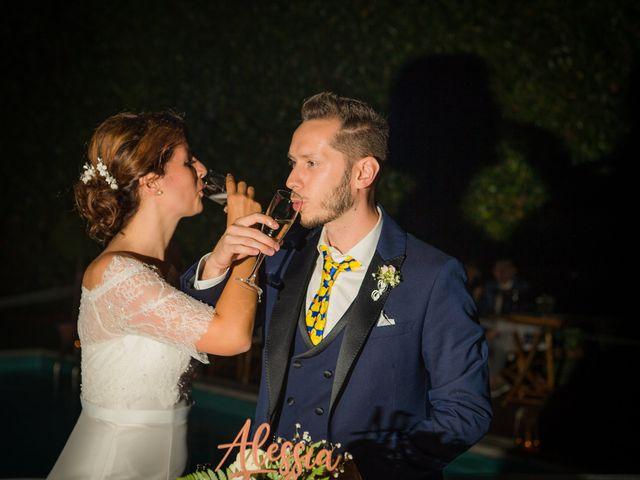 Il matrimonio di Fabio e Alessia a San Giuliano Vecchio, Alessandria 68