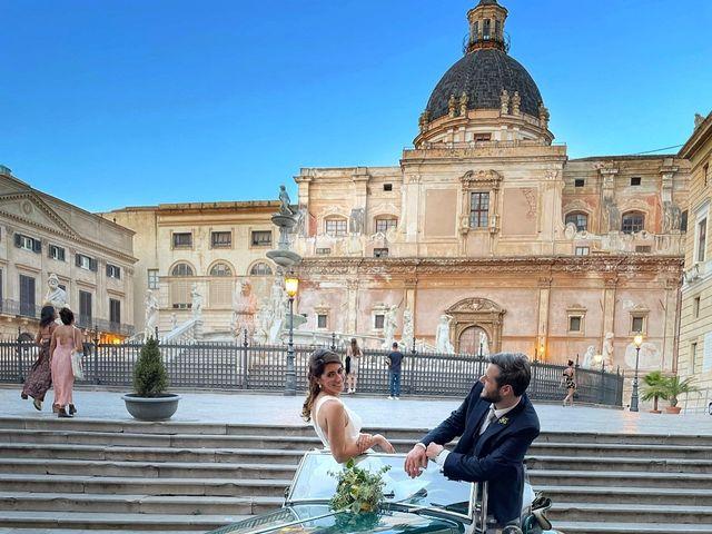 Il matrimonio di Laura e Fabio a Palermo, Palermo 5