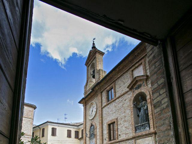 Il matrimonio di Tiziana e Adriano a Grottammare, Ascoli Piceno 8