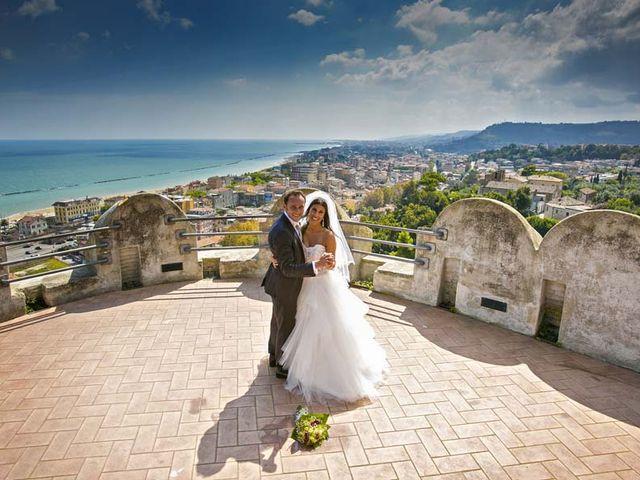 Il matrimonio di Tiziana e Adriano a Grottammare, Ascoli Piceno 9