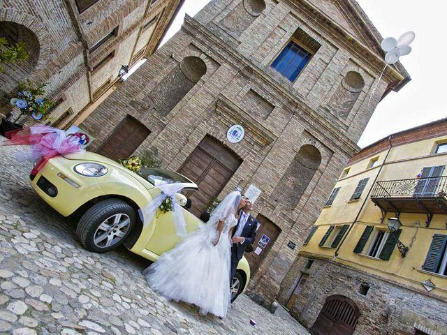 Il matrimonio di Tiziana e Adriano a Grottammare, Ascoli Piceno 10