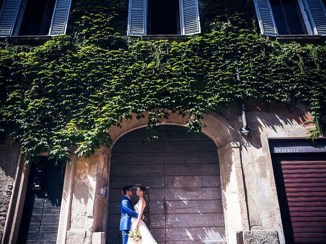 Il matrimonio di Valerio e Stefania a Milano, Milano 1