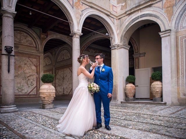 Il matrimonio di Valerio e Stefania a Milano, Milano 4