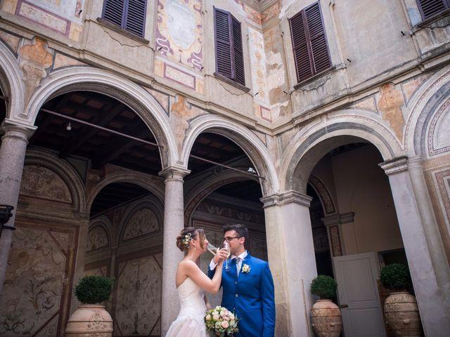 Il matrimonio di Valerio e Stefania a Milano, Milano 5