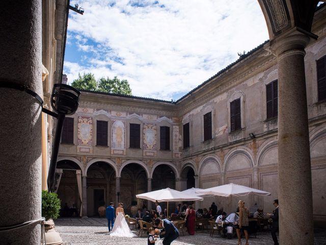 Il matrimonio di Valerio e Stefania a Milano, Milano 6