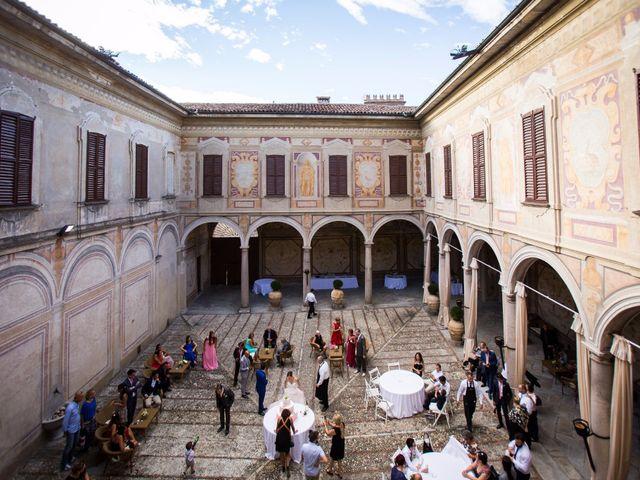 Il matrimonio di Valerio e Stefania a Milano, Milano 12