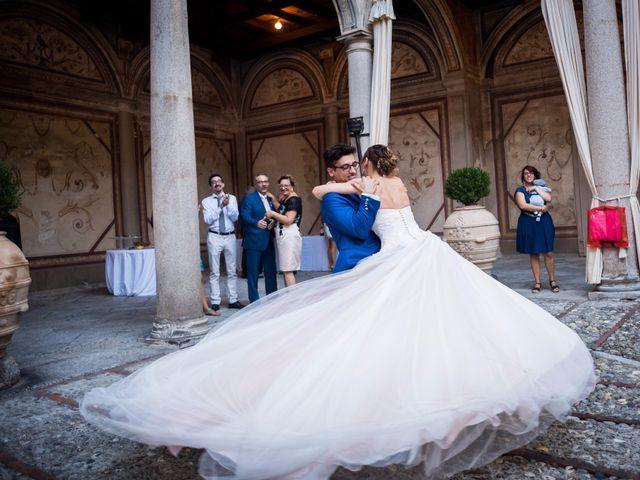 Il matrimonio di Valerio e Stefania a Milano, Milano 14