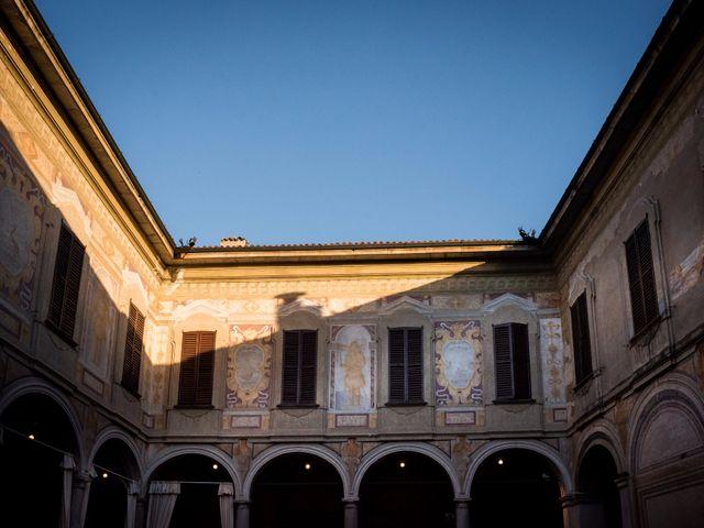 Il matrimonio di Valerio e Stefania a Milano, Milano 15