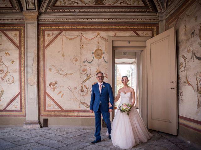 Il matrimonio di Valerio e Stefania a Milano, Milano 47