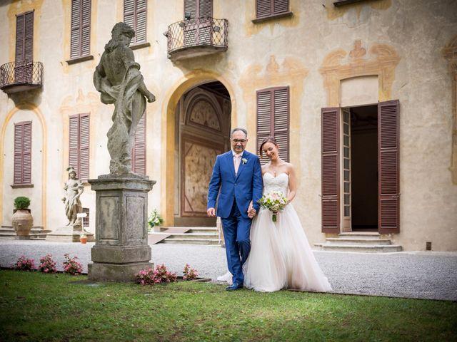Il matrimonio di Valerio e Stefania a Milano, Milano 48