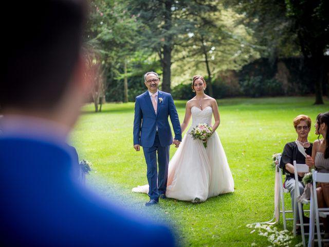 Il matrimonio di Valerio e Stefania a Milano, Milano 50