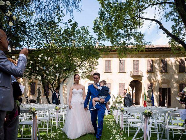 Il matrimonio di Valerio e Stefania a Milano, Milano 54
