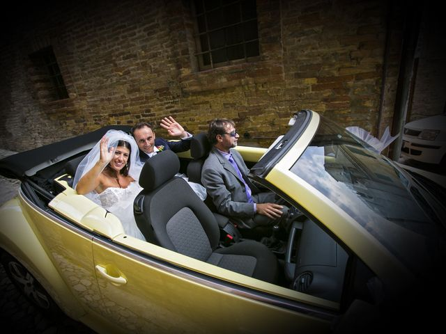 Il matrimonio di Tiziana e Adriano a Grottammare, Ascoli Piceno 15