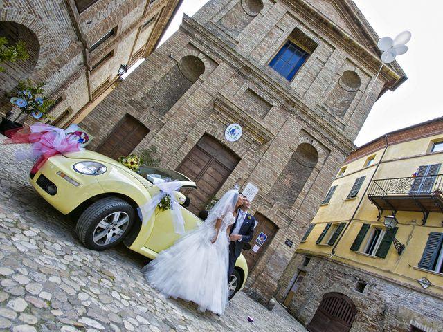 Il matrimonio di Tiziana e Adriano a Grottammare, Ascoli Piceno 16
