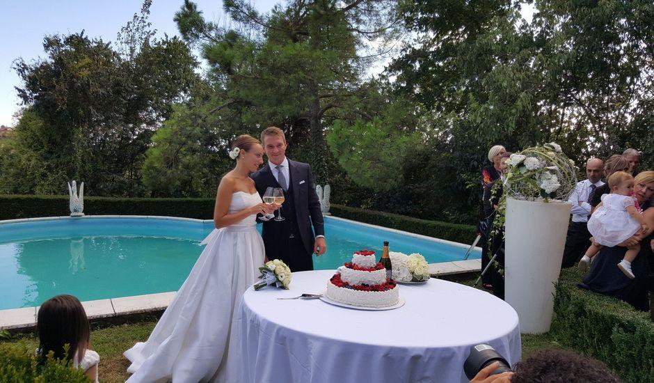 Il matrimonio di Riccardo e Francesca a Asti, Asti