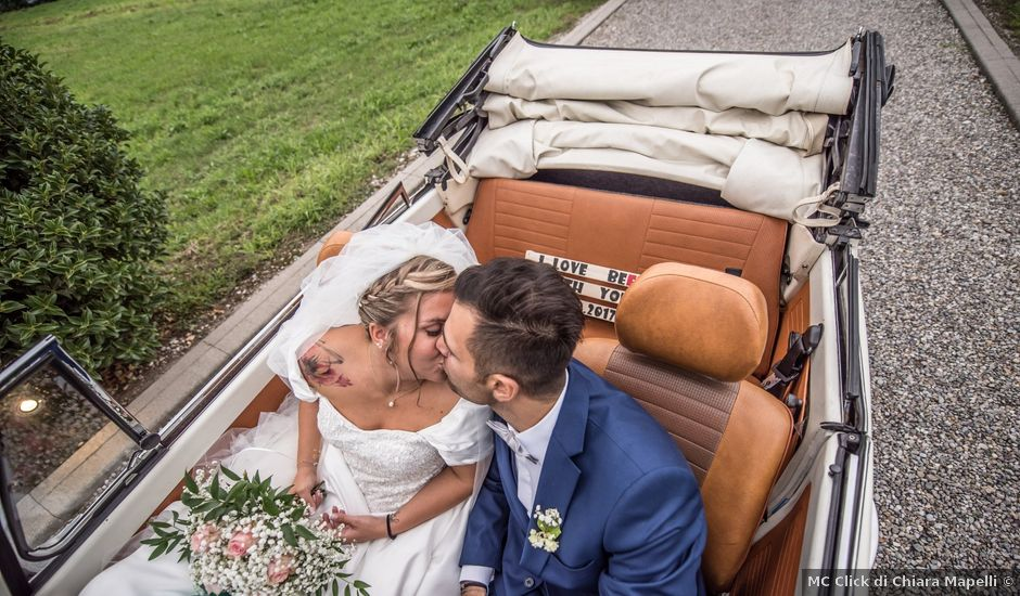 Il matrimonio di Daniele e Alessia a Trezzano Rosa, Milano