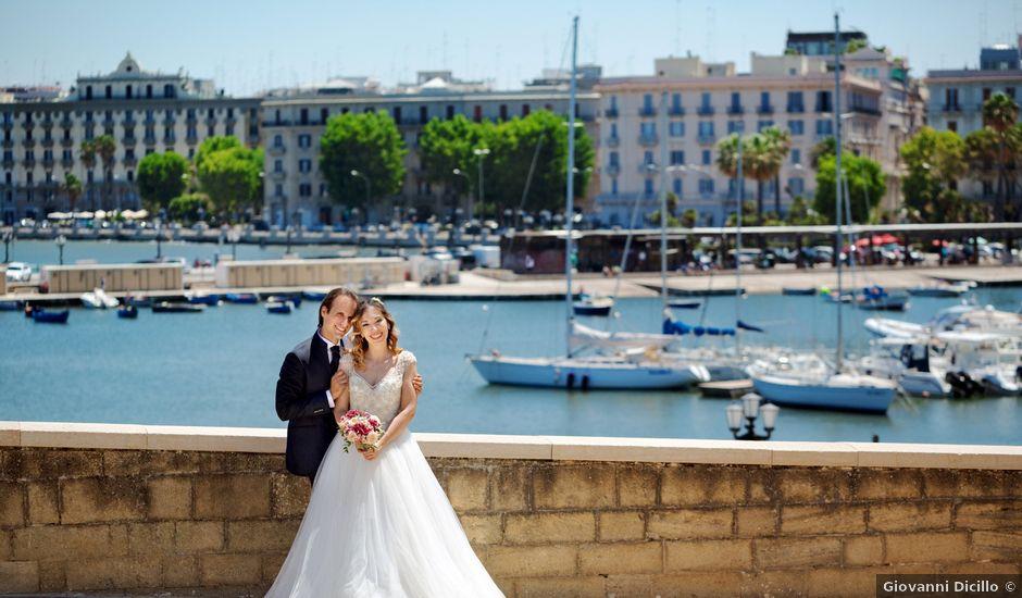 Il matrimonio di Erasmo e Tiziana a Triggiano, Bari