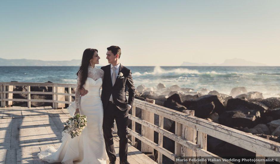 Il matrimonio di Francesco e Liliana a Napoli, Napoli