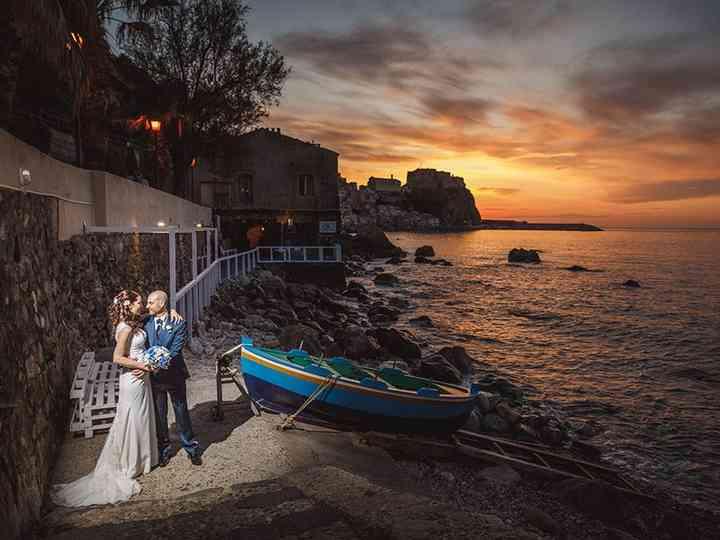 Le nozze di Tonino e Giuseppina