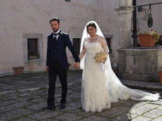 Le nozze di Lucia e Leonardo