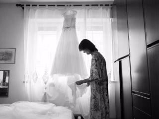 Le nozze di Anna Maria e Yury 1