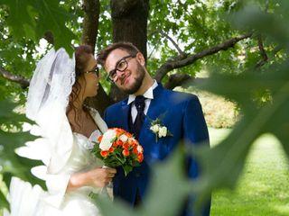 Le nozze di Tiziana  e Davide
