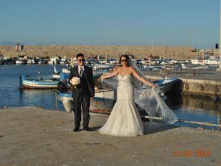 Le nozze di Deborah e Mario 1