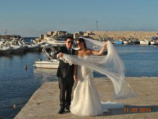 Le nozze di Deborah e Mario