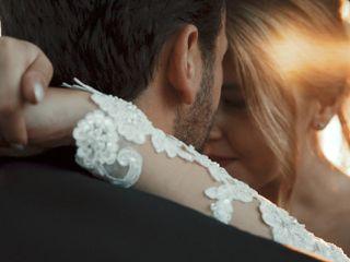 Le nozze di Giusy e Damiano