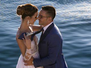 Le nozze di Marco e Lucia
