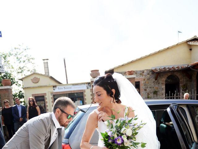 Il matrimonio di Paolo e Federica a Ficulle, Terni 6