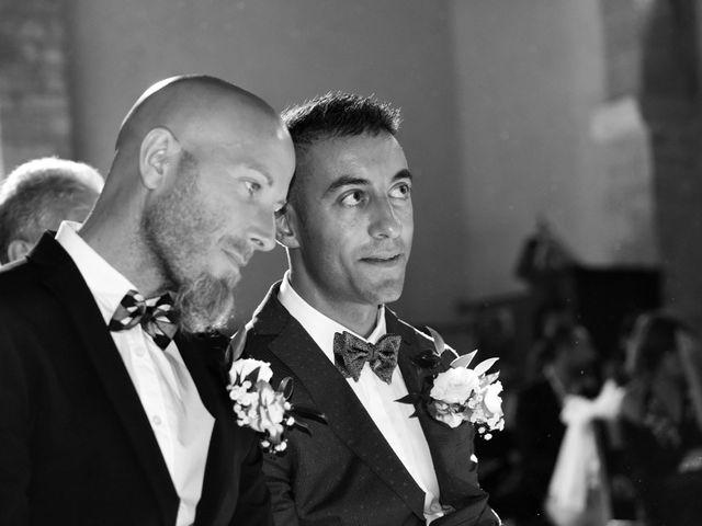 Il matrimonio di Paolo e Federica a Ficulle, Terni 8