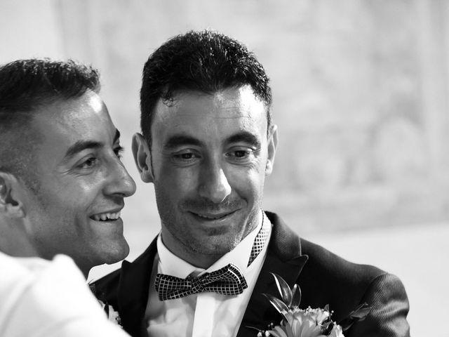 Il matrimonio di Paolo e Federica a Ficulle, Terni 9