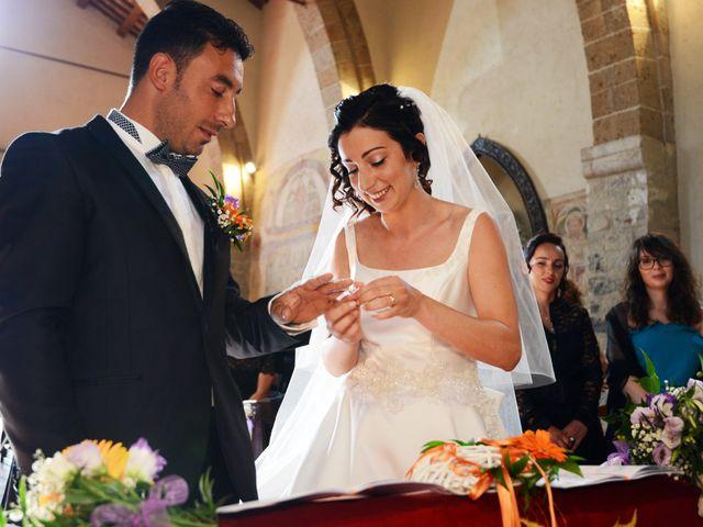 Il matrimonio di Paolo e Federica a Ficulle, Terni 12