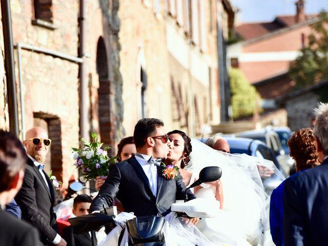 Il matrimonio di Paolo e Federica a Ficulle, Terni 14