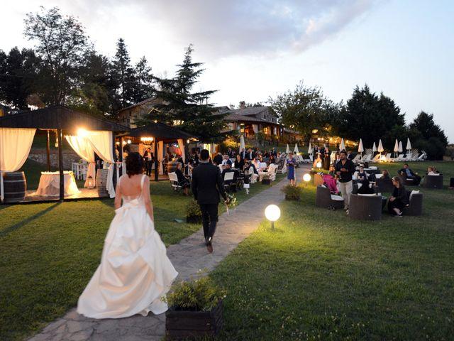 Il matrimonio di Paolo e Federica a Ficulle, Terni 21