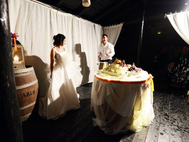 Il matrimonio di Paolo e Federica a Ficulle, Terni 26