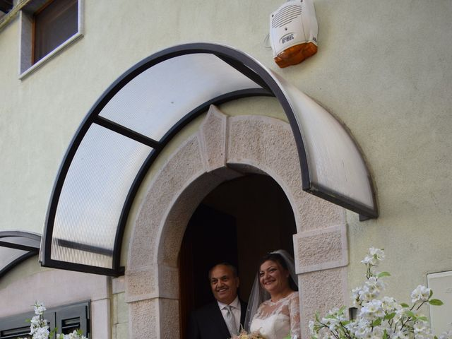 Il matrimonio di Leonardo e Lucia a San Marco in Lamis, Foggia 4