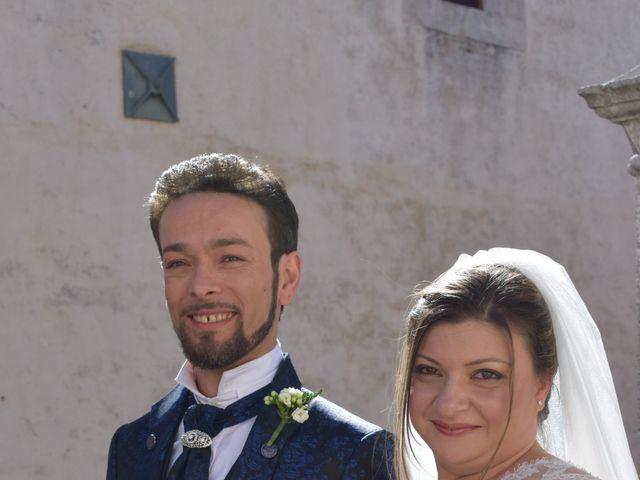 Il matrimonio di Leonardo e Lucia a San Marco in Lamis, Foggia 1