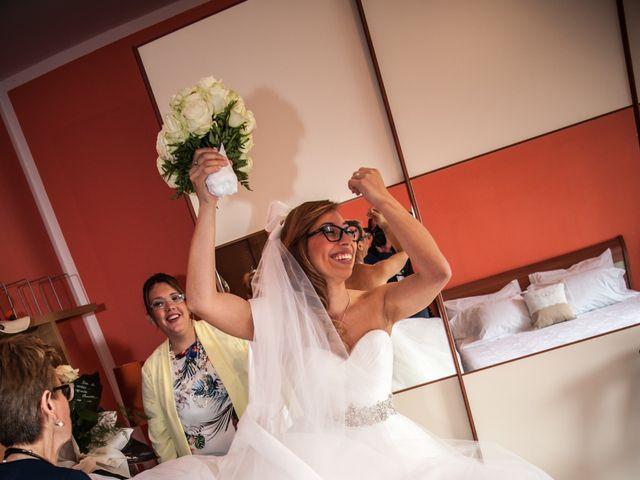 Il matrimonio di Luca e Gessica a Alzate Brianza, Como 4