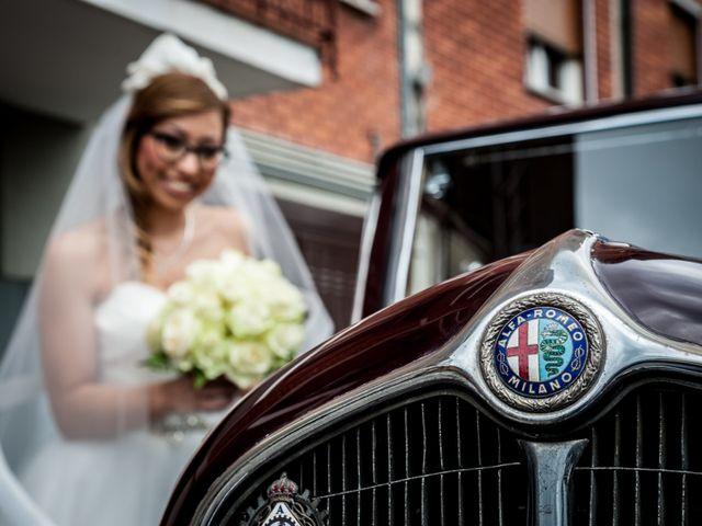 Il matrimonio di Luca e Gessica a Alzate Brianza, Como 5